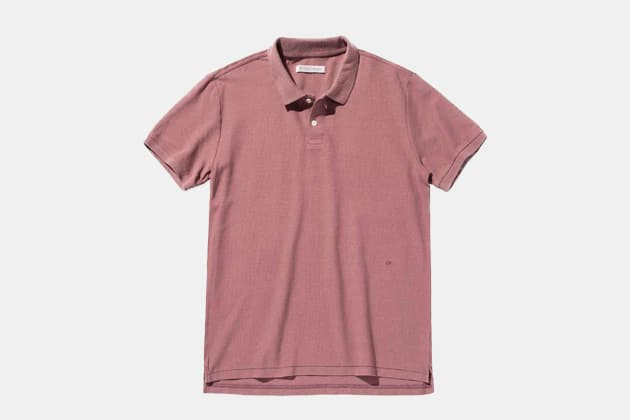 Outerknown Nomadic Polo